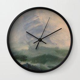Sailing the high seas - Ria Loader Wall Clock