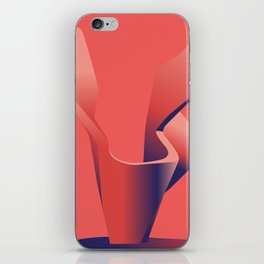 Futuristic Monuments Of Old Yugoslavia iPhone Skin
