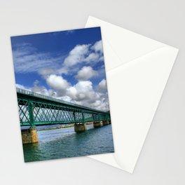 The Viana do Castelo Railroad Bridge Stationery Cards