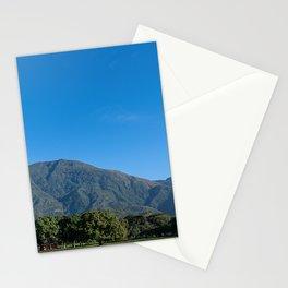 Ávila decembrino desde Parque del Este Stationery Cards