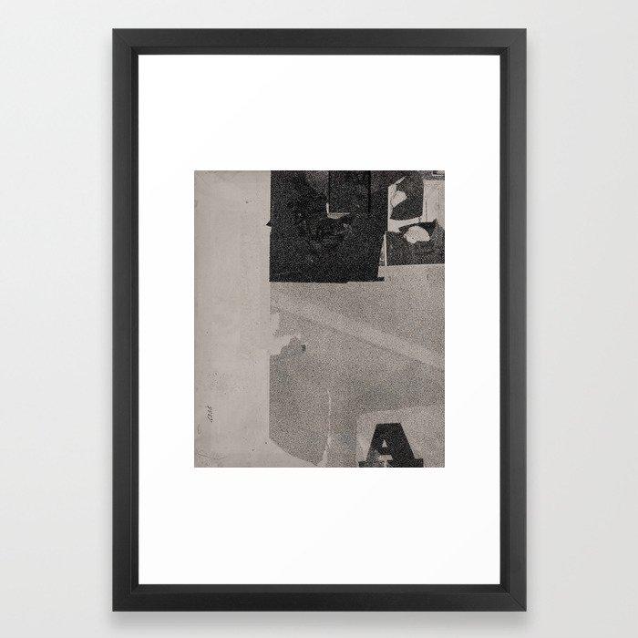 greya Gerahmter Kunstdruck
