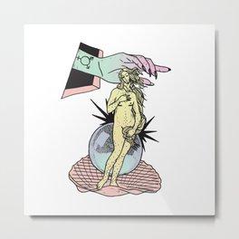Trans Venus Metal Print