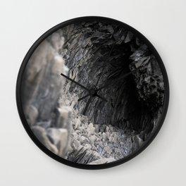 Reynisfjara  Cave Wall Clock