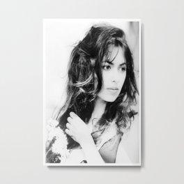 Susanna Hoffs vintage Metal Print