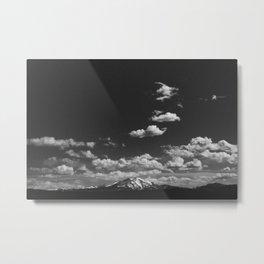 Mount Sopris Metal Print