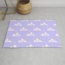 Cloudy Kawaii Rug