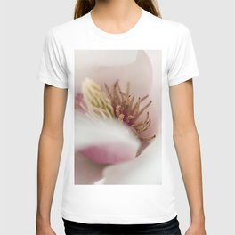 Macro Of A Tulip Tree Blossom T-shirt