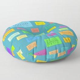 SYMBOLWAY Floor Pillow
