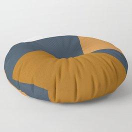 Abstract Geometric 25 Floor Pillow