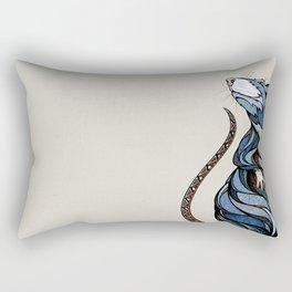 Berlin Rat Rectangular Pillow