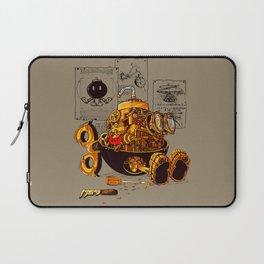 Work of the genius Laptop Sleeve