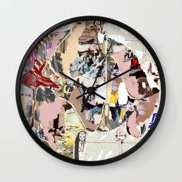 Still explicit in da house Wall Clock