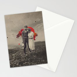 By My Side Stationery Cards