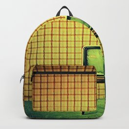 Tv Backpack