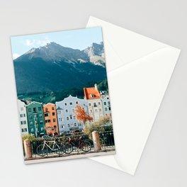 Crayola Houses | Innsbruck, Austria Stationery Cards