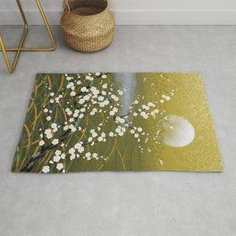 Japanese modern Interior art #22 Rug