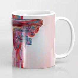 Antique Machine #7 - 665. Coffee Mug