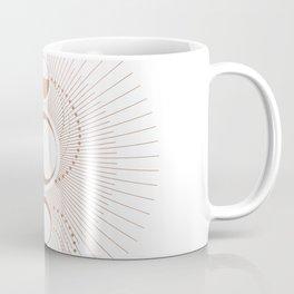 Moon Variations in White Coffee Mug