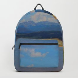 Shadow Mountain Lake, Colorado  Backpack