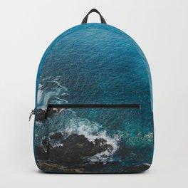 Blue Gem of Hawaii Backpack
