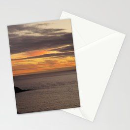 Muriwai Sunset Stationery Cards