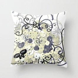 design 55 Throw Pillow