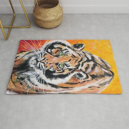 Tiger, Tiger Rug