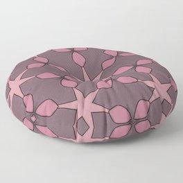 Abstract stars pattern  Floor Pillow