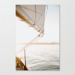 Set Sail Canvas Print