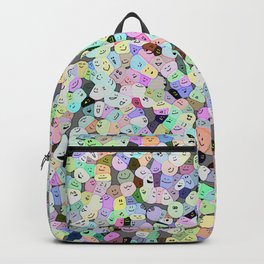 Frooty Faces Backpack
