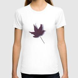 Sweet Gum Leaf Watercolor T-shirt