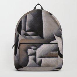 """Juan Gris """"Jar, Bottle and Glass"""" Backpack"""