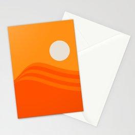 Swell - Orange Crush Stationery Cards