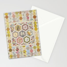 Anna Brereton Quilt Stationery Cards