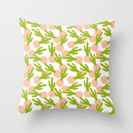 Cactus No. 2 Throw Pillow