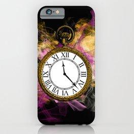 Time - Alice in Wonderland iPhone Case