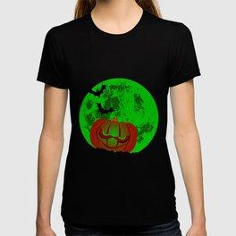Full Halloween Moon T-shirt