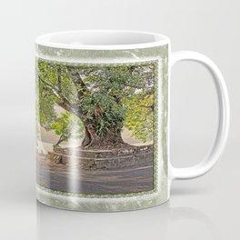 Tropical Hardwood Trees in Pokhara, Phewa Lake, Nepal Coffee Mug
