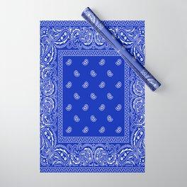 Bandana Royale  Wrapping Paper