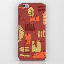 Hibok-Hibok iPhone Skin