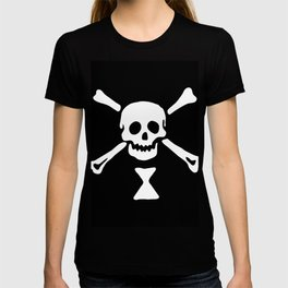 Emanuel Wynne Pirate Flag Jolly Roger T-shirt