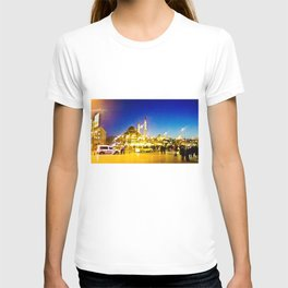 Night city. T-shirt