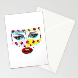 Arabic  Stationery Cards