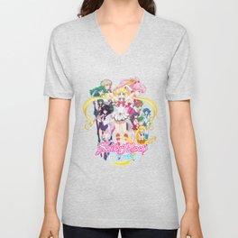 Sailor Moon Crystal Season 3 Unisex V-Neck
