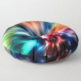 Burst of Colors Floor Pillow