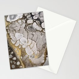 Swirling eddy Stationery Cards
