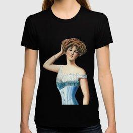 OLD FASHION PINK HOMEMADE PATTERN  T-shirt