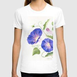 Morning Glory Bloom T-shirt
