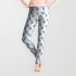 Ashwell Rose - Blue  Leggings