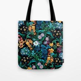 Midnight Garden VII Tote Bag